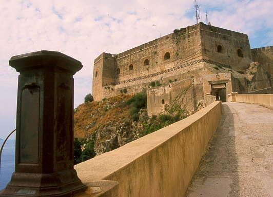 Burg Kalabrien